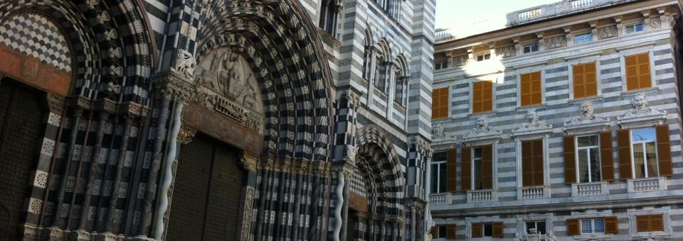 Restauro Conservativo Cupola – Cattedrale di San Lorenzo Genova
