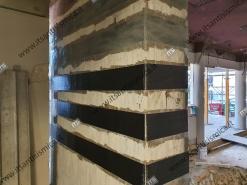 Rinforzo setti in cemento armato